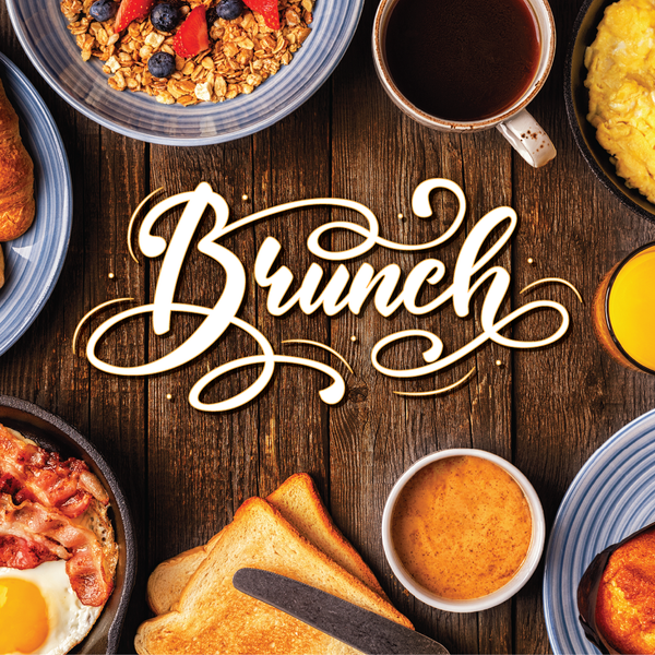 Sunday Brunch - August 2, 2020