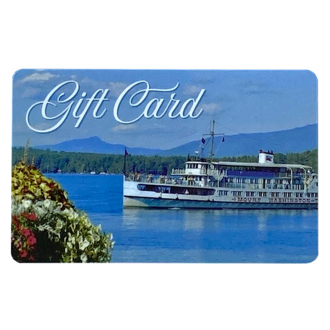 Mount Washington Cruises Gift Card