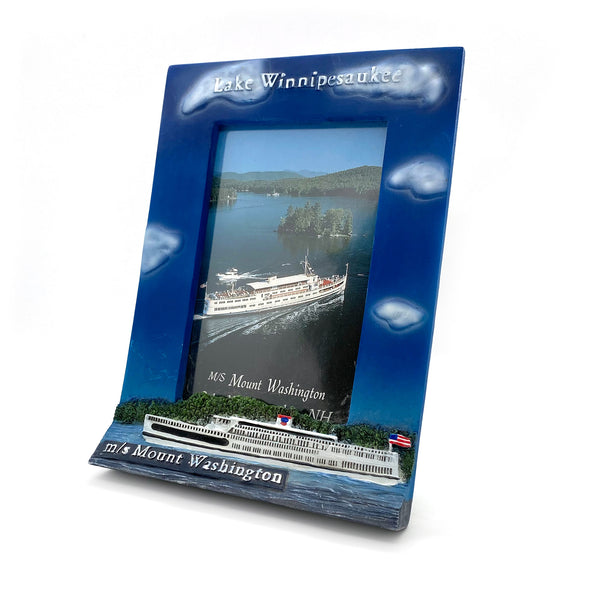 M/S Mount Washington Photo Frame