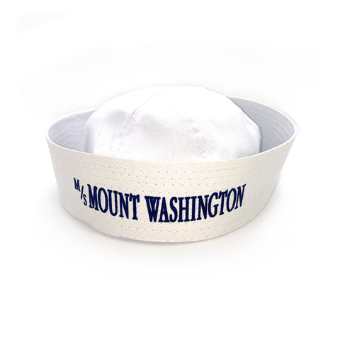 M/S Mount Washington Sailor Hat
