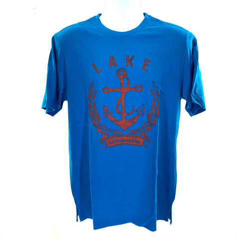 Lake Winnipesaukee Anchor Tee