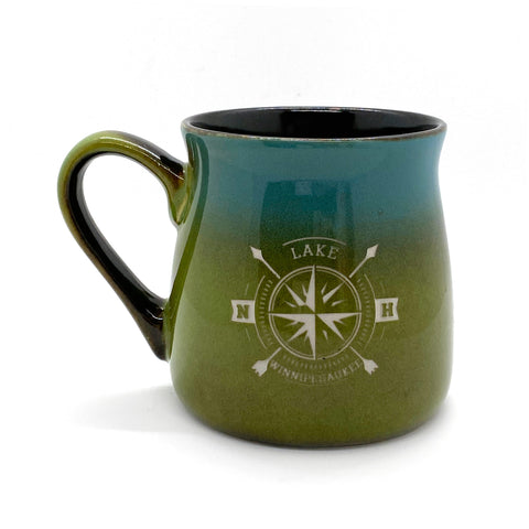 Lake Winnipesaukee Compass Tavern Mug