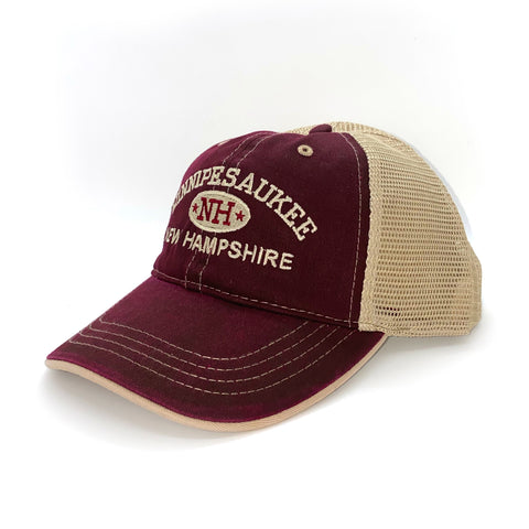 Lake Winnipesaukee Trucker Hat