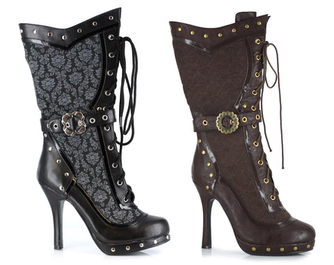 "45"" Heel Ankle Boot - Rave Rebel"
