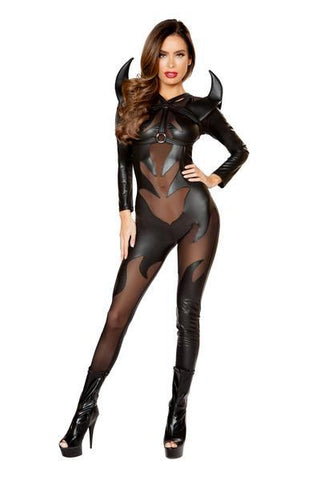 1PC EVIL DEVIL Costume - Rave Rebel