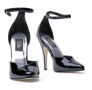 "5"" Heel Closed Toe Pumps - Rave Rebel"