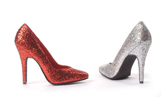 "5"" Glitter Pump - Rave Rebel"