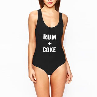 RUM + COKE Swimsuit - Rave Rebel