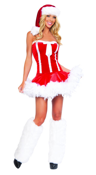 Sweet Santa Costume - Rave Rebel