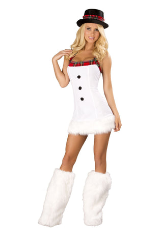 2pc Snow Princess Costume - Rave Rebel