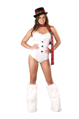 2pc Ice Queen Costume - Rave Rebel