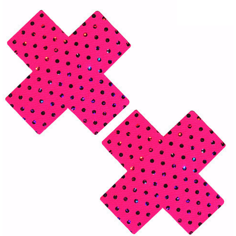 Cosmopolitan Pink X Pasties - Rave Rebel