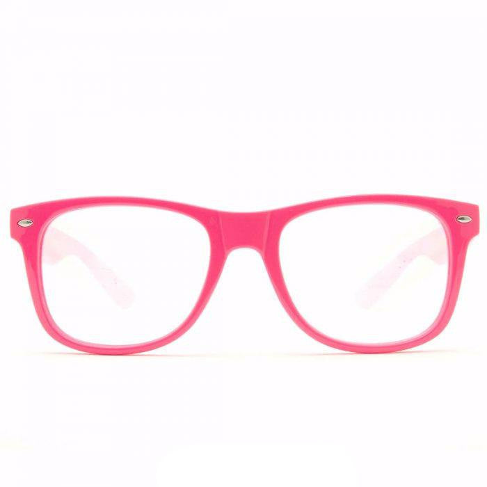 GloFX Ultimate Diffraction Glasses- Pink - Rave Rebel