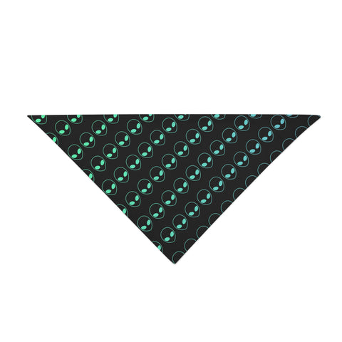 Alien Gradient Bandana - Rave Rebel