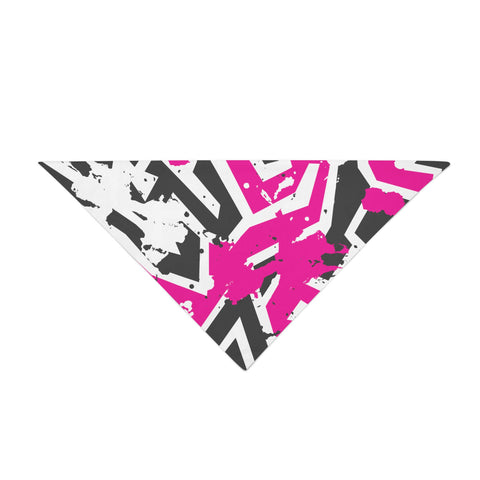 Life in Pink Bandana - Rave Rebel