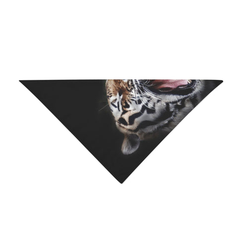 Angry Tiger Bandana - Rave Rebel
