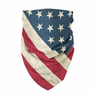 USA Flag Bandana - Rave Rebel
