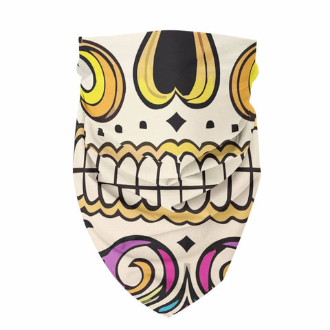 Mexican Skull Bandana - Rave Rebel