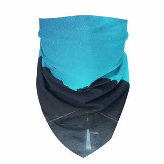 Interstellar Road Bandana Mask - Rave Rebel