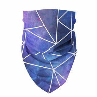 Galaxy Map Bandana - Rave Rebel