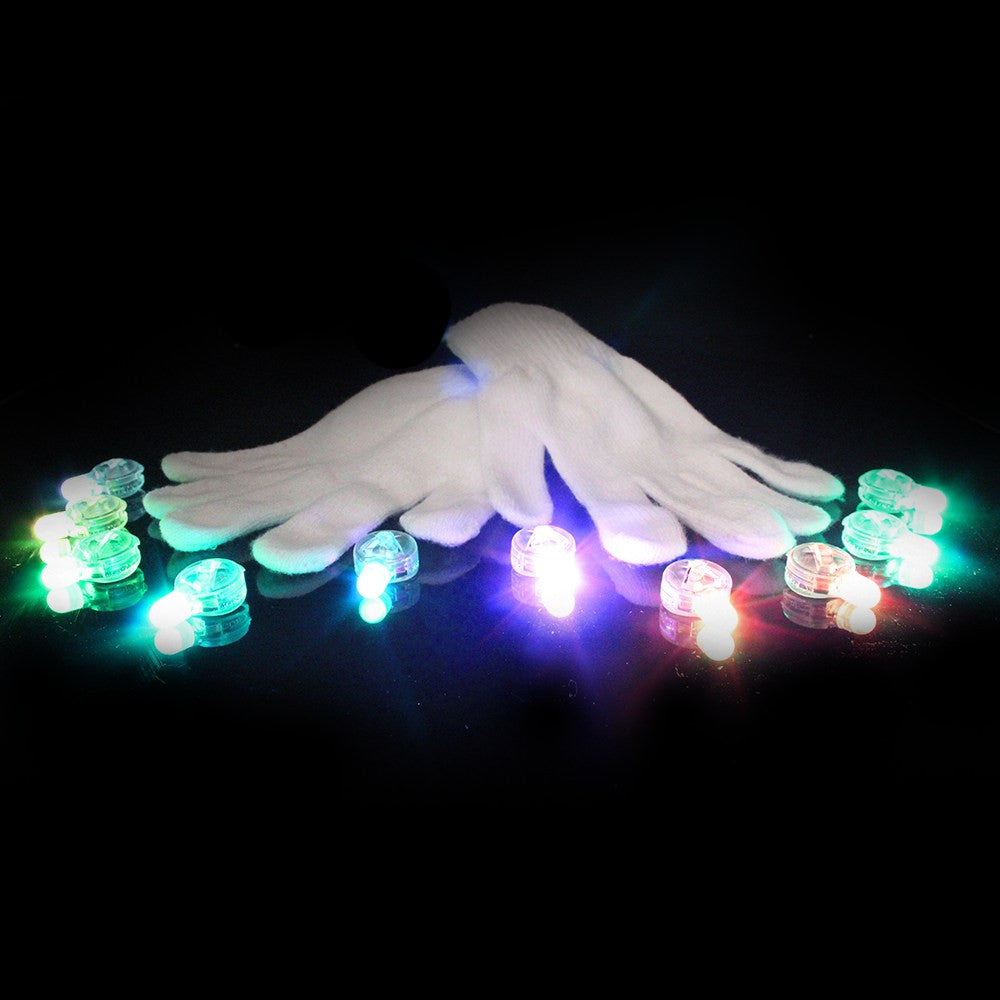 Lux Glove Set 2.0 - Rave Rebel