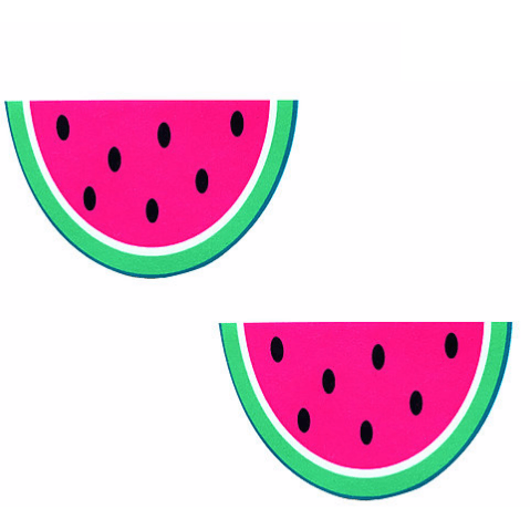 Watermelon Pasties - Rave Rebel