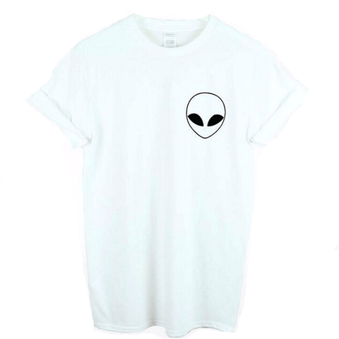 Alien Tee - Rave Rebel