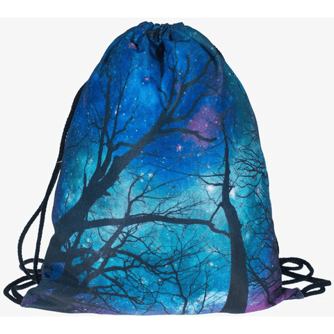 Electric Forest Drawstring Bag - Rave Rebel