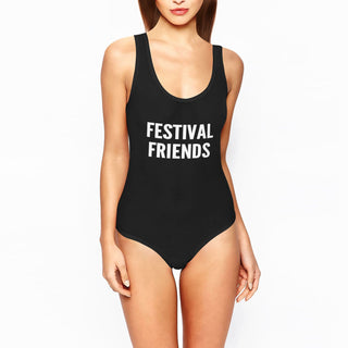 Festival Friends Swimsuit - Rave Rebel
