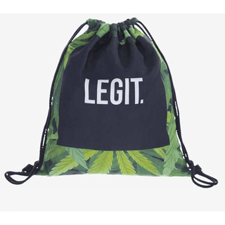 Legit Drawstring Bag - Rave Rebel