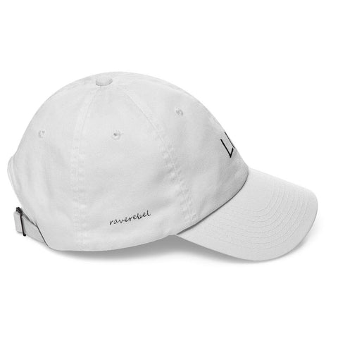 LIT Classic Dad Cap - Rave Rebel