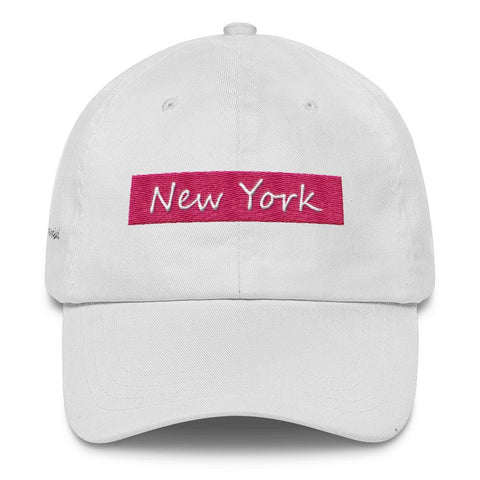 New York Classic Dad Cap - Rave Rebel