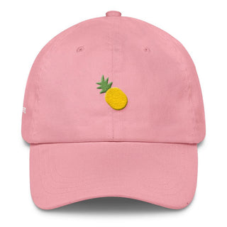 Pineapple Classic Dad Cap - Rave Rebel
