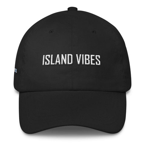 Island Vibes Dad Cap - Rave Rebel