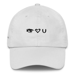 Eye Heart U Classic Dad Cap - Rave Rebel