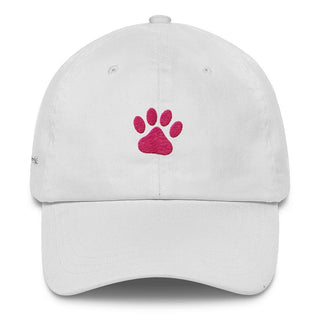 Pink Paw Classic Dad Cap - Rave Rebel