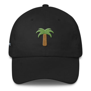Palm Tree Classic Dad Cap - Rave Rebel