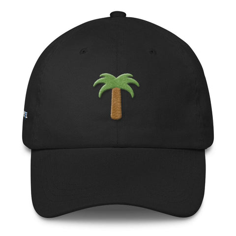 Palm Tree Classic Dad Cap