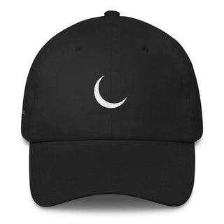 Half Moon Classic Dad Cap - Rave Rebel