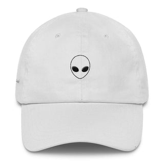Alien Head Classic Dad Cap - Rave Rebel