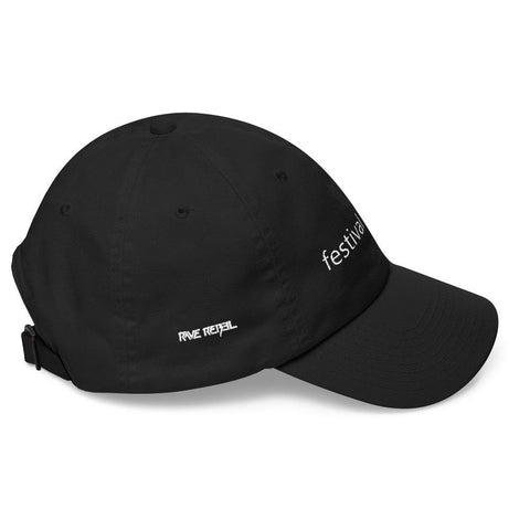 Festival Friends Dad Cap - Rave Rebel