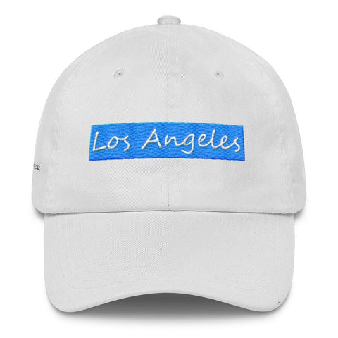 Los Angeles Classic Dad Cap - Rave Rebel