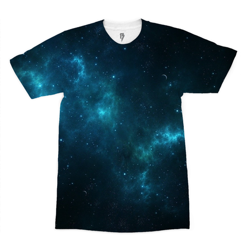 Nebula Men's Tee - Rave Rebel