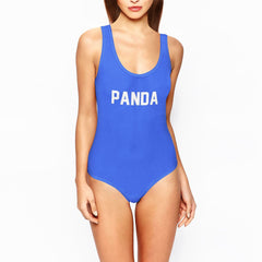 Panda Swimsuit - Rave Rebel