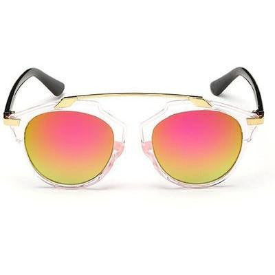 CURNBR Polarized Sunglasses with Alloy Frame - Rave Rebel
