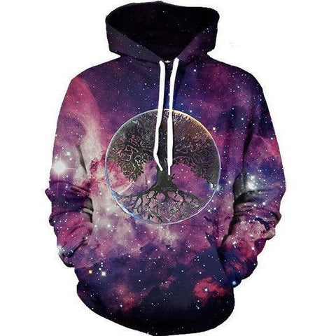 Electric Forest Hoodie - Rave Rebel