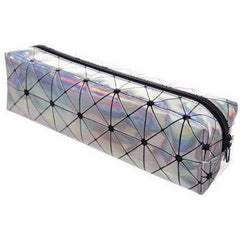 Leather Hologram Pouch - Rave Rebel