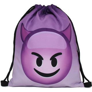 No Good Drawstring Bag - Rave Rebel