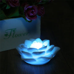 LED Lotus Flower Night Light - Rave Rebel