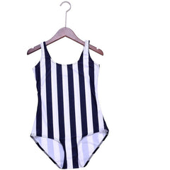 Stripe Bodysuit - Rave Rebel